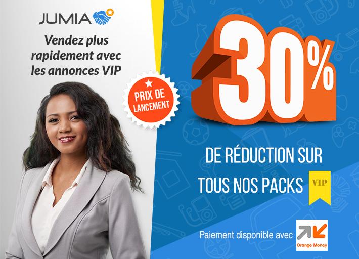 Devenez VIP sur Jumia